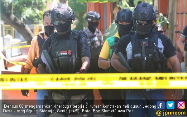 Serangan Bom Dituding Pengalihan Isu, Mabes Polri Meradang