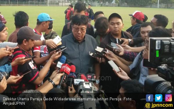 Izin Laga Persija vs Home United Keluar, Gede: Semoga Menang - JPNN.com