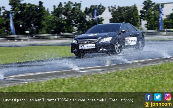 Keunggulan Ban Turanza T005A Dikuliti Komunitas Mobil - JPNN.com
