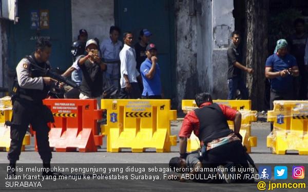 Hadapi Terorisme, Coba Aktifkan Lagi Koopssusgab TNI - JPNN.COM