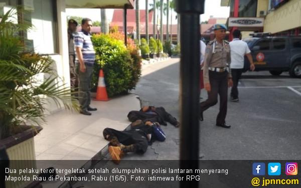 Awas, Sopir Avanza Pengangkut Teroris Masih Berkeliaran - JPNN.COM