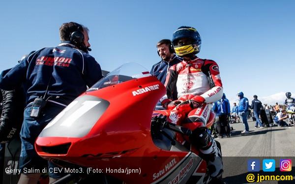 Gerry Salim Yakin Hasil Positif di Sirkuit MotoGP Le Mans - JPNN.COM
