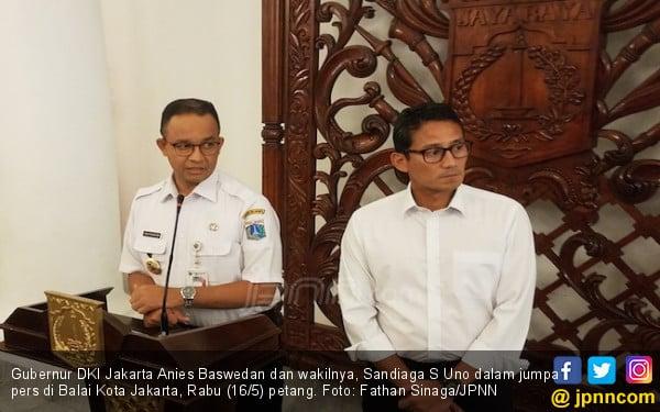 Marhaban Ramadan, Anies Jual Saham Pemprov DKI di Pabrik Bir - JPNN.COM