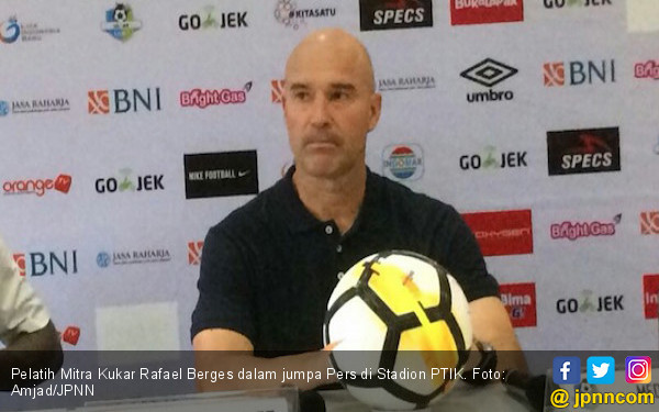 Pelatih Mitra Kukar Minta Pemain Melupakan Kekalahan - JPNN.COM