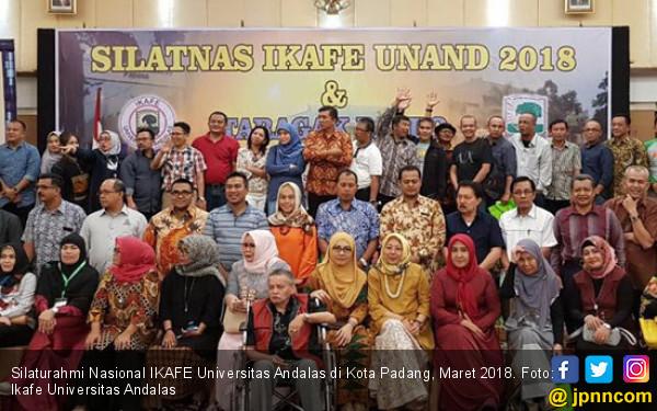 Ribuan Alumni Akan Meriahkan Silaturahmi Akbar Ikafe Unand - JPNN.COM