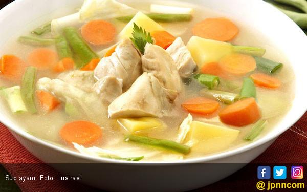 5 Makanan yang Baik Dikonsumsi saat Sakit - JPNN.COM