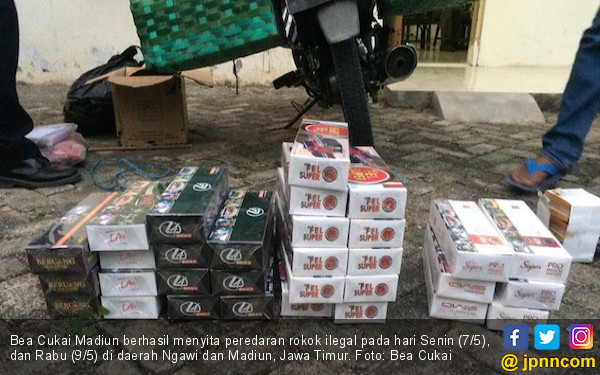 Bea Cukai Madiun Selamatkan Uang Negara Puluhan Juta Rupiah - JPNN.COM