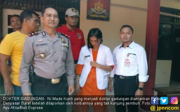 Mbak Kunti Mengaku dr Bella, Sekali Suntik Minta Rp 5 Juta - JPNN.COM
