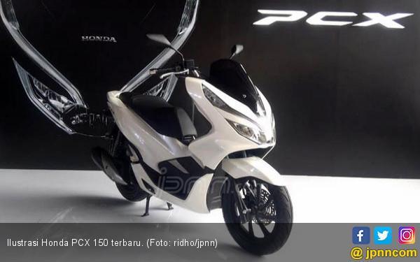 April 2018, Yamaha Nmax Cenderung Turun dan Honda PCX Naik - JPNN.COM