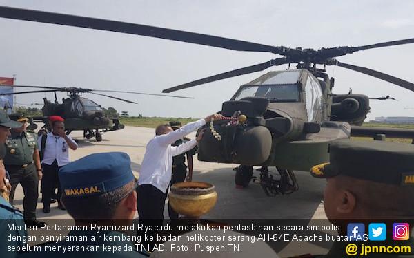 TNI AD Terima Delapan Helikopter Tempur Buatan AS - JPNN.COM