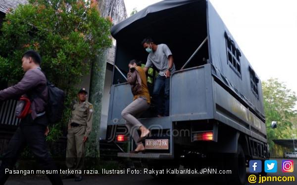 14 Remaja Diduga Mesum di Kos, Kena Garuk - JPNN.COM