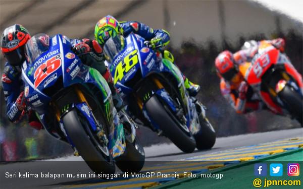 Jadwal Lengkap MotoGP Prancis 2018 - JPNN.COM
