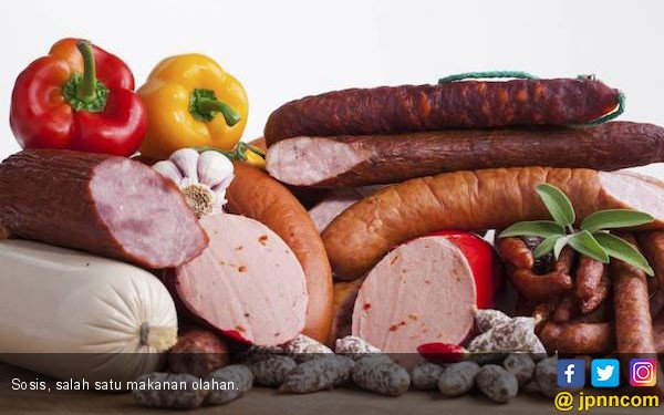 3 Efek Jika Anda Sering Konsumsi Makanan Olahan - JPNN.com