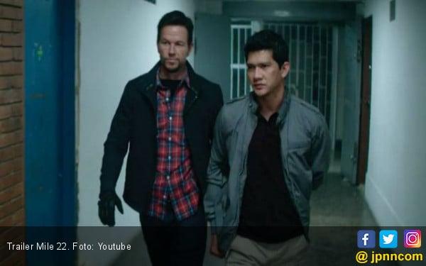Adu Akting dengan Mark Wahlberg, Iko Uwais Panen Pujian - JPNN.com