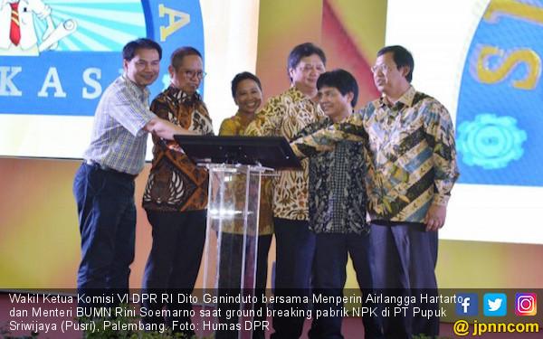 Biaya Produksi Pupuk di Indonesia Harus Lebih Efisien - JPNN.COM