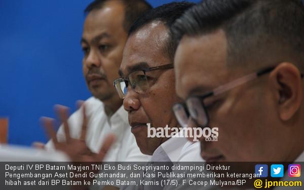 Hibah Lima Aset BP kepada Pemko Batam Disetujui Presiden - JPNN.COM