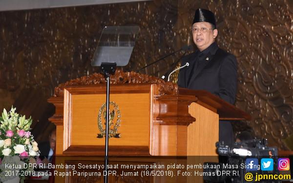 Ketua DPR Minta Pemerintah untuk Menjaga Nilai Tukar Rupiah - JPNN.COM