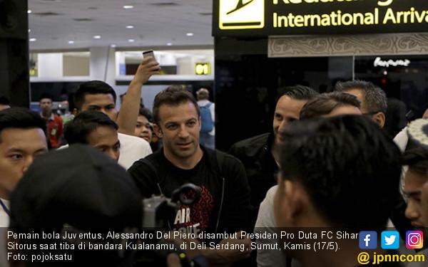 Italia tak Lolos ke Piala Dunia, Del Piero: Ini Bencana - JPNN.COM