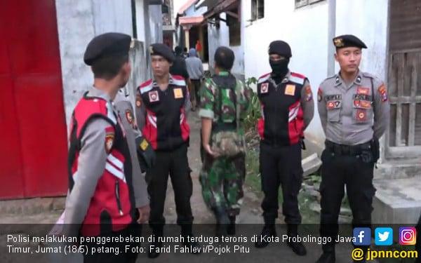 Lagi! Densus 88 Tangkap Terduga Teroris di Probolinggo - JPNN.COM
