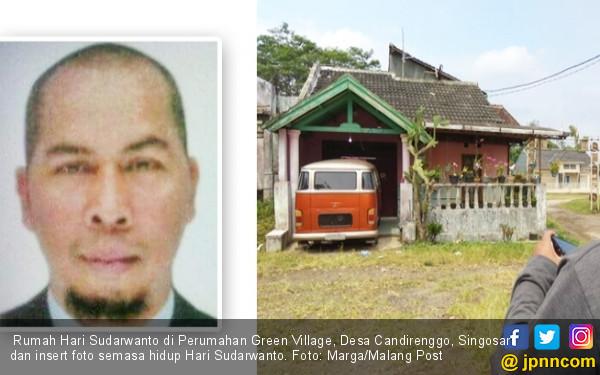 Densus 88 Tembak Mati Ketua RT Dua Periode - JPNN.COM