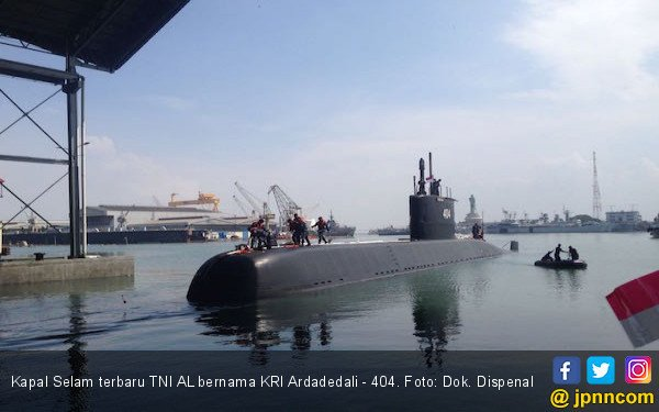 Ketahuilah, Ini Spesifikasi Kapal Selam Terbaru Milik TNI AL - JPNN.com