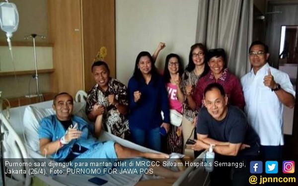 Purnomo, Mantan Sprinter Terbaik Indonesia Melawan Kanker - JPNN.COM