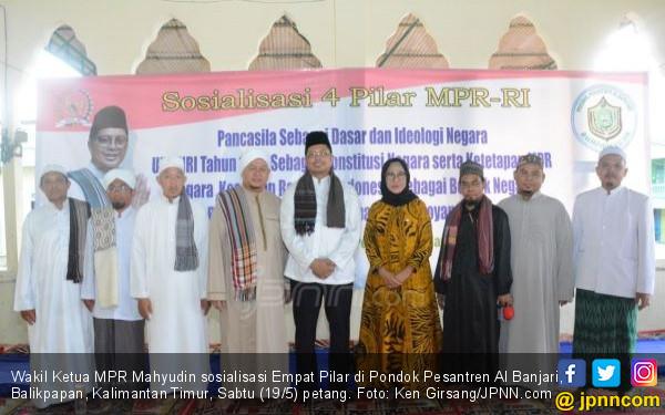 Mahyudin soal Konsep Jihad dan Staf jadi Mualaf - JPNN.COM