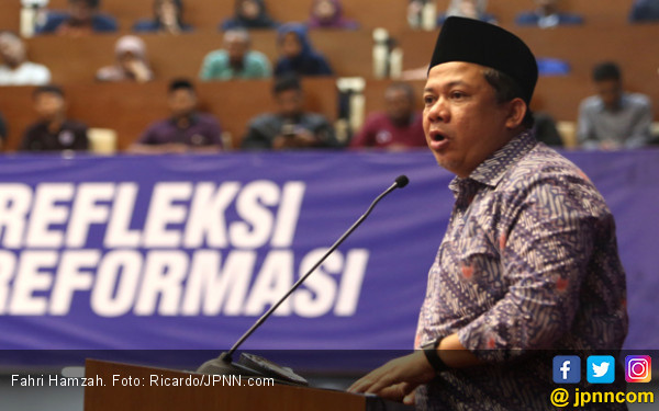 Fahri Hamzah Sayangkan Ancaman Teroris ke DPR Dipublikasikan - JPNN.COM