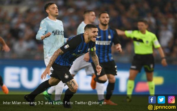 Inter Milan Raih Tiket Liga Champions dengan Superdramatis - JPNN.COM