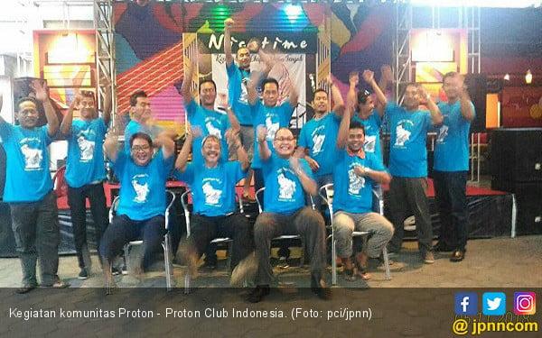 Menolak Punah, Komunitas Proton Gelar Aktivitas Serentak - JPNN.com