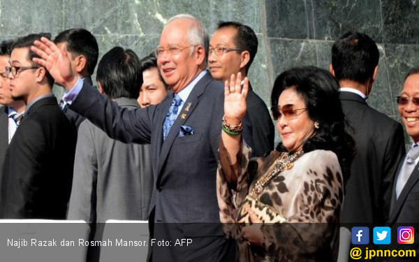 Najib Terus Seret Arab Saudi ke Pusaran Skandal 1MDB - JPNN.COM
