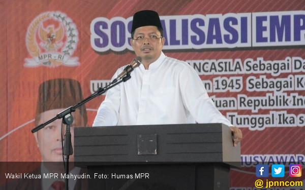 MPR: Pilih Calon Pemimpin Seperti Cari Menantu - JPNN.com