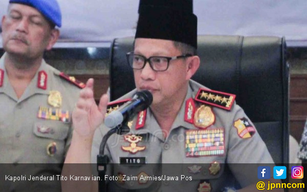 Wakil Ketua LPBHNU Minta Tito Terus Kerja Mengukir Prestasi - JPNN.COM