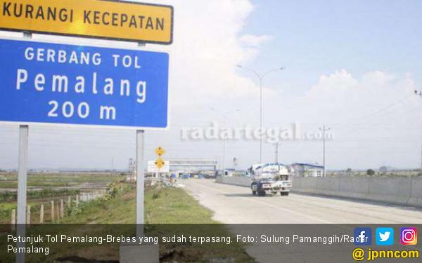 Dua Ruas Tol Trans Jawa Ditargetkan Rampung Tahun ini - JPNN.COM