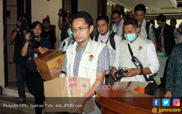 KPK Tangkap Bupati Purbalingga, Sebegini Barbuk Suapnya - JPNN.COM