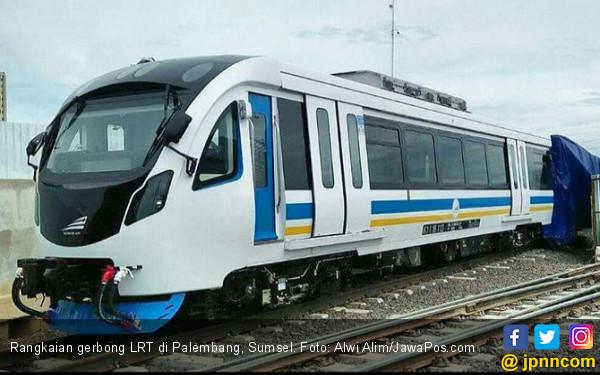 Hari ini Menhub Dampingi Jokowi Tinjau Progres LRT Palembag - JPNN.COM