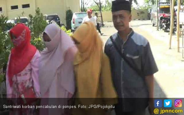 Santriwati Jadi Korban Pencabulan di Ponpes - JPNN.COM