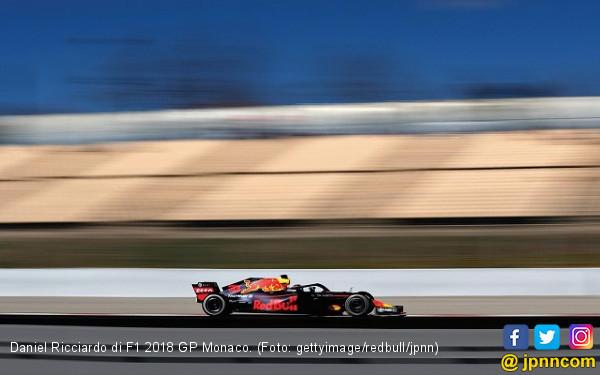 Ricciardo Pangkas Jarak dengan Puncak Klasemen F1 2018 - JPNN.com