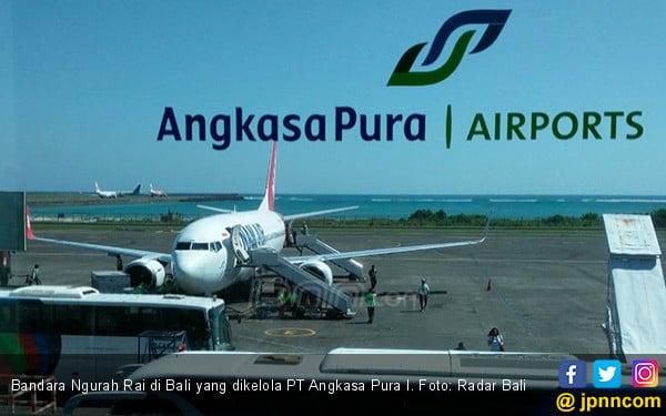 Libur Nataru, Angkasa Pura I Layani 4,6 Juta Penumpang - JPNN.com