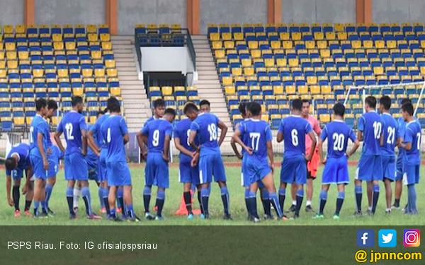 PSPS Bakal Geber Latihan dan Uji Coba Jelang Kompetisi Liga 2 - JPNN.com