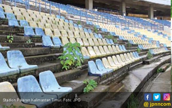 Stadion Senilai Rp 800 Miliar, Nasibmu Kini.. - JPNN.COM