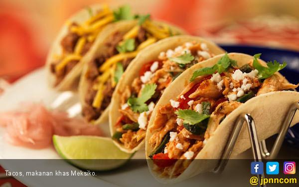 5 Pilihan Restoran Khas Meksiko di Jakarta - JPNN.COM