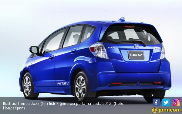 Honda Jazz Listrik Generasi Kedua Kurang dari Rp 300 Juta - JPNN.com
