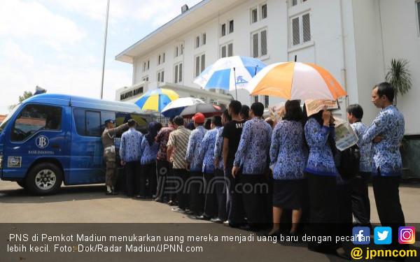 Urus THR PNS Saja Bingung, Ditanya Jatah Honorer