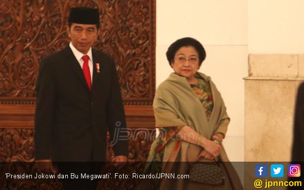 Pak Jokowi dan Bu Mega Bahas Cawapres di Istana Batu Tulis - JPNN.COM