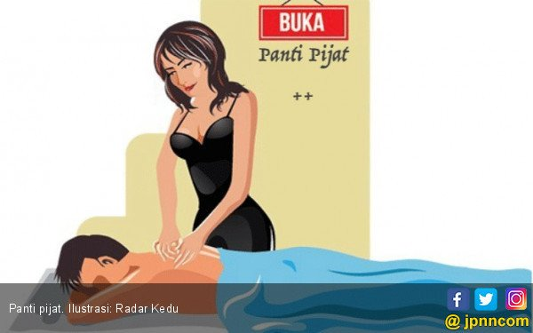 Belasan Panti Pijat di Bekasi Masih Buka Selama PSBB - JPNN.com