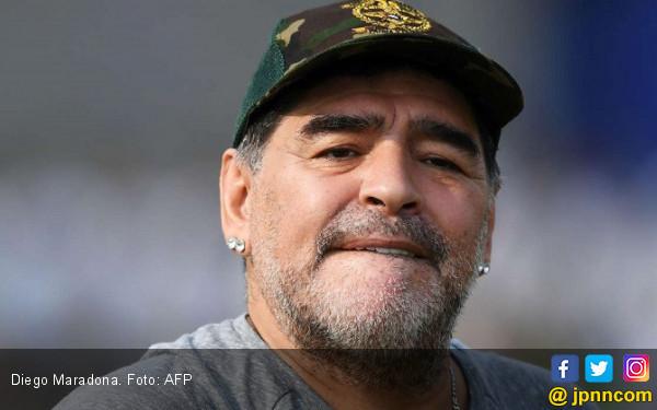 Film Maradona, Kisah Liar dan Bakat dari Tuhan - JPNN.com
