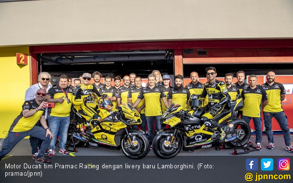 Pramac Racing Batal Rilis Livery Baru Motor MotoGP 2020 - JPNN.com