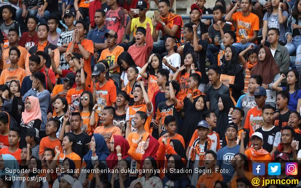 2 Borneo FC vs Persipura 1: Segiri Kembali Bertuah - JPNN.COM