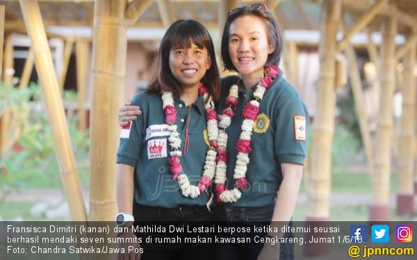 Tepuk Tangan buat Dua Perempuan Hebat Ini, Luar Biasa! - JPNN.COM